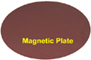 Magnetic & Buffer Steel Plates for Polishing Machines