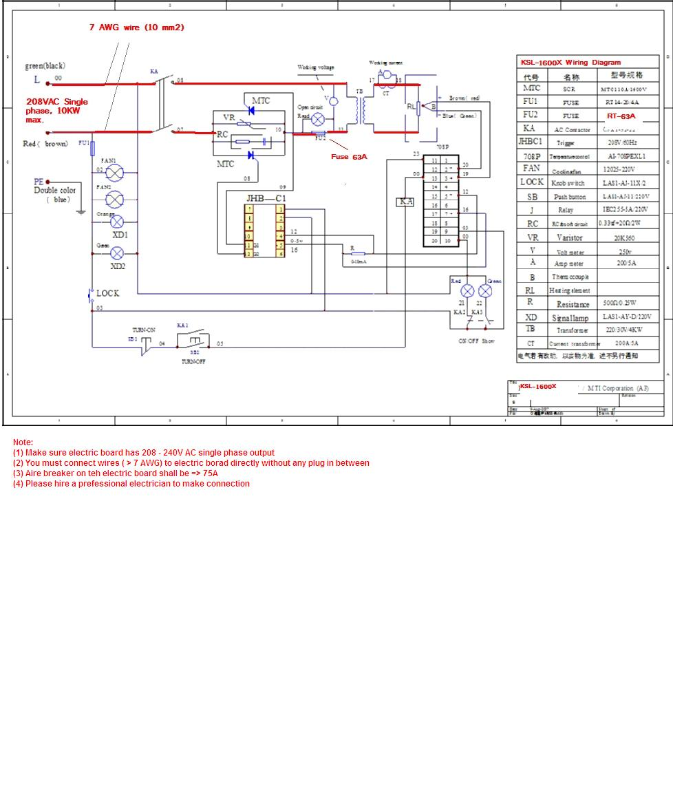 Electric Furnace Wiring Diagram on coleman furnace wiring diagram
