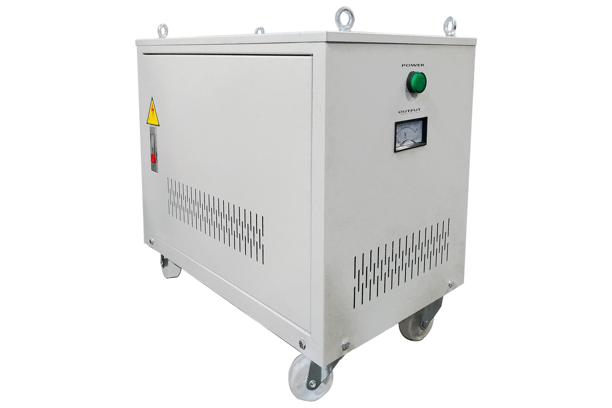 3 Phase Transformer 380V to 220V - EQ-SBK-10KVA