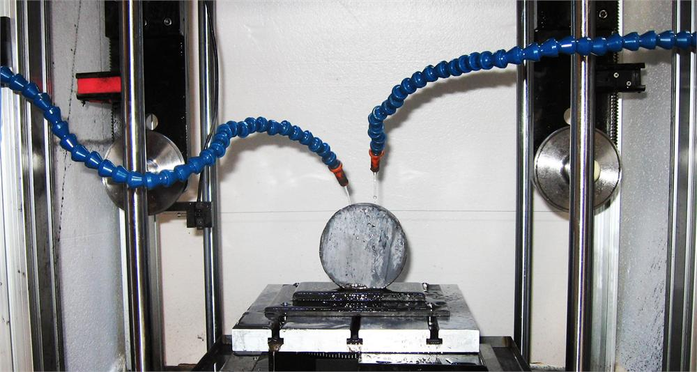 Precision Wire Saw with Sample Stage and Diamond Wire - 12\