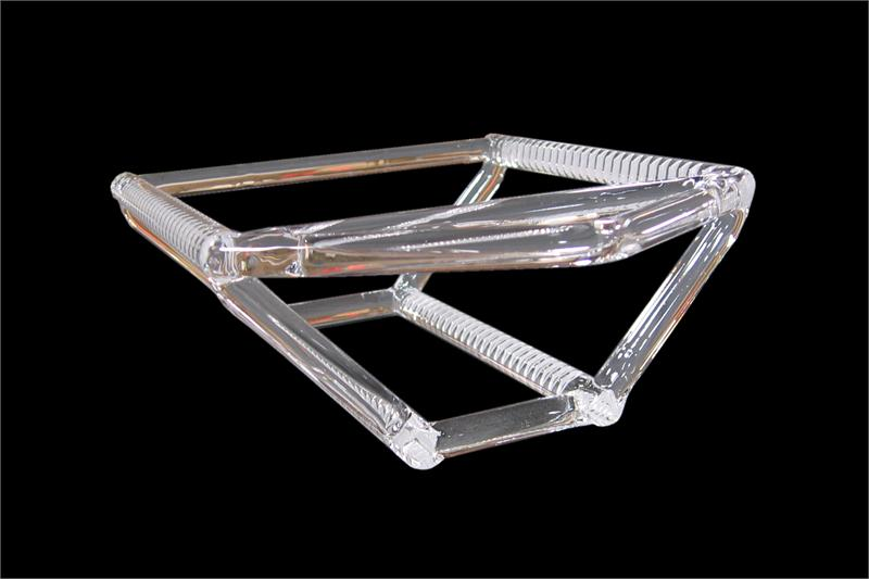 Quartz Boat For Diffusion Of 6 Quot Wafer Processing 25 Wafer