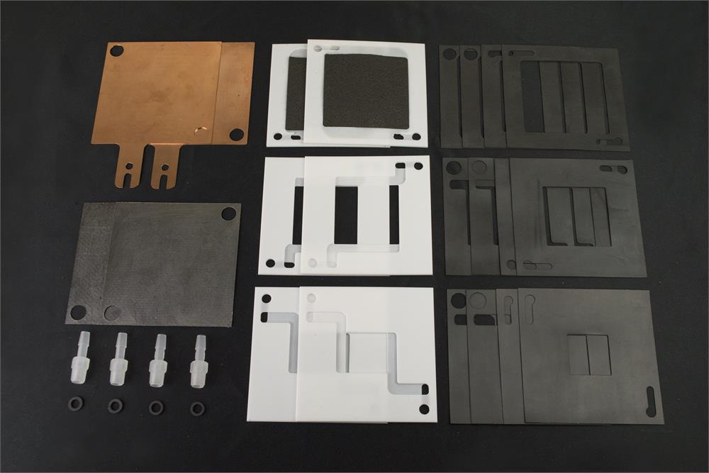 Internal Components for Vanadium Redox Flow Cell (Battery