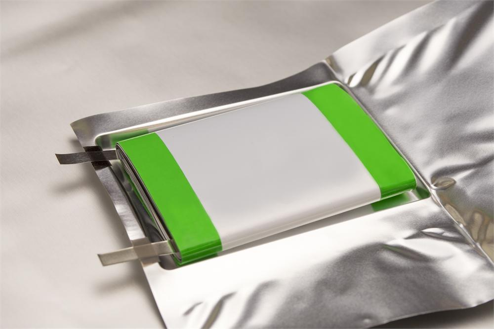 3mm Aluminum Tab As Positive Terminal For Polymer Li Ion