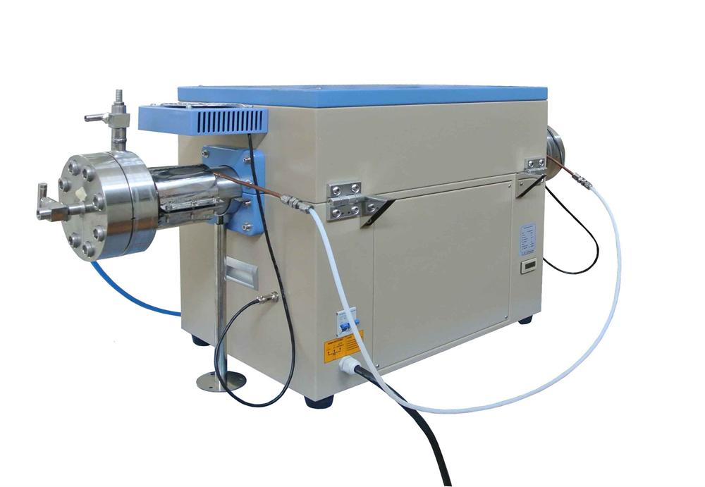 1100 176 C Three Zone Super Alloy High Pressure Tube Furnace