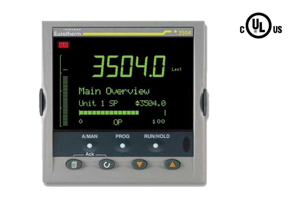 Eurotherm 3504 Programmable Temperature Controller Eq