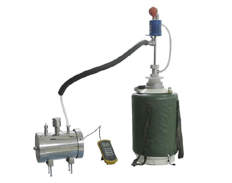 600 Ml Ptfe Milling Jar With Liquid Nitrogen Cooling