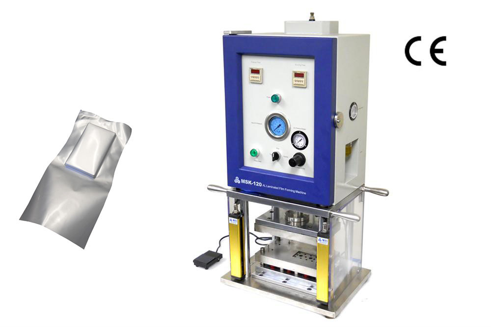Pouch Cell Case Cup Forming Machine For Aluminum Laminated