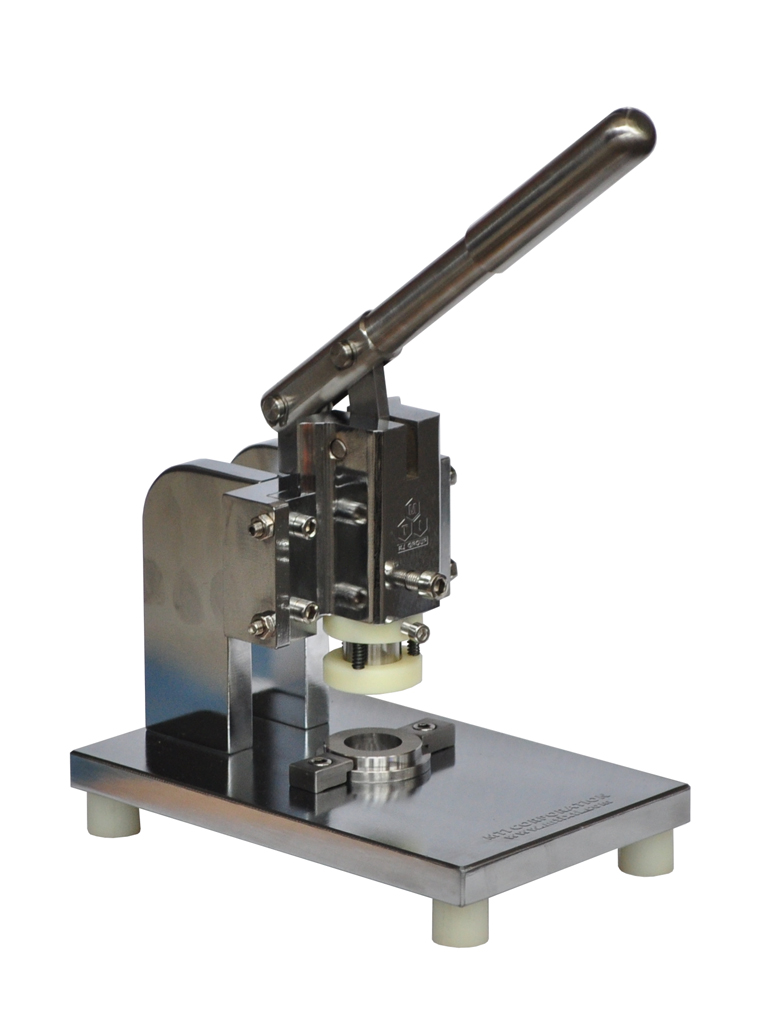 Compact Precision Disc Cutter With Standard 15 19 20