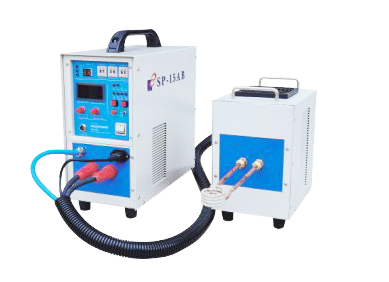 15KW Dual Station Bench Top Induction Heater with Automatic
