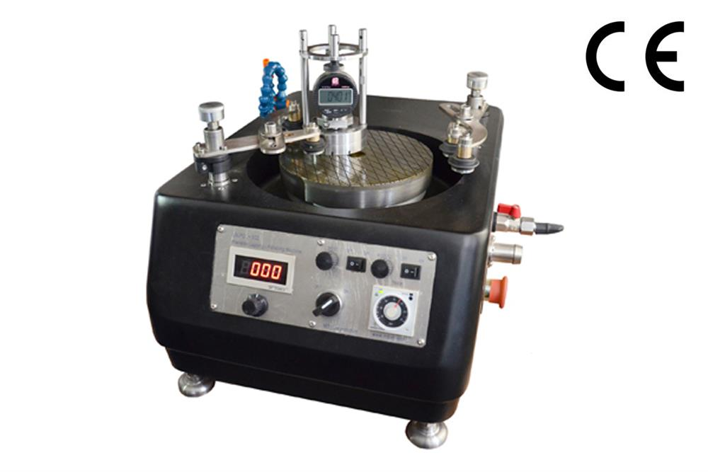 """Precision Auto Sales >> 8"""" Precision Auto Lapping and Polishing Machine with two work stations - EQ-Unipol-802"""