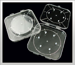 One Single Wafer Carrier Box For 4 Quot 6 Quot Wafer Sp5 S170