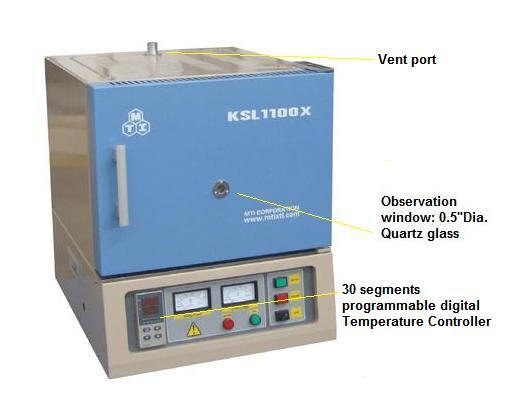 1200�c max box furnace (12x8x5\