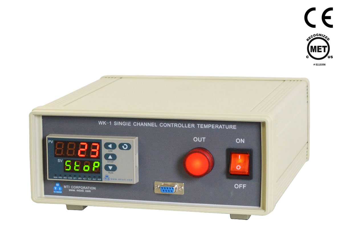 Wk518p Temperature Control Unit With Pid And 30 Segments