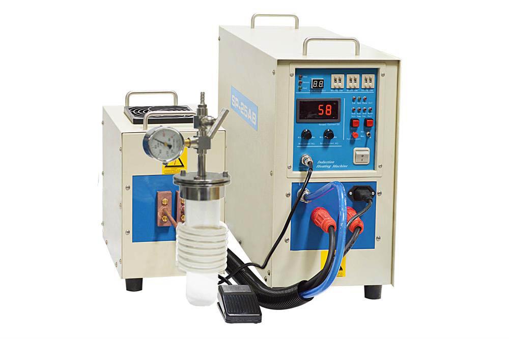 25kw Desktop Induction Heater 30 80 Khz 220v 3 Phases