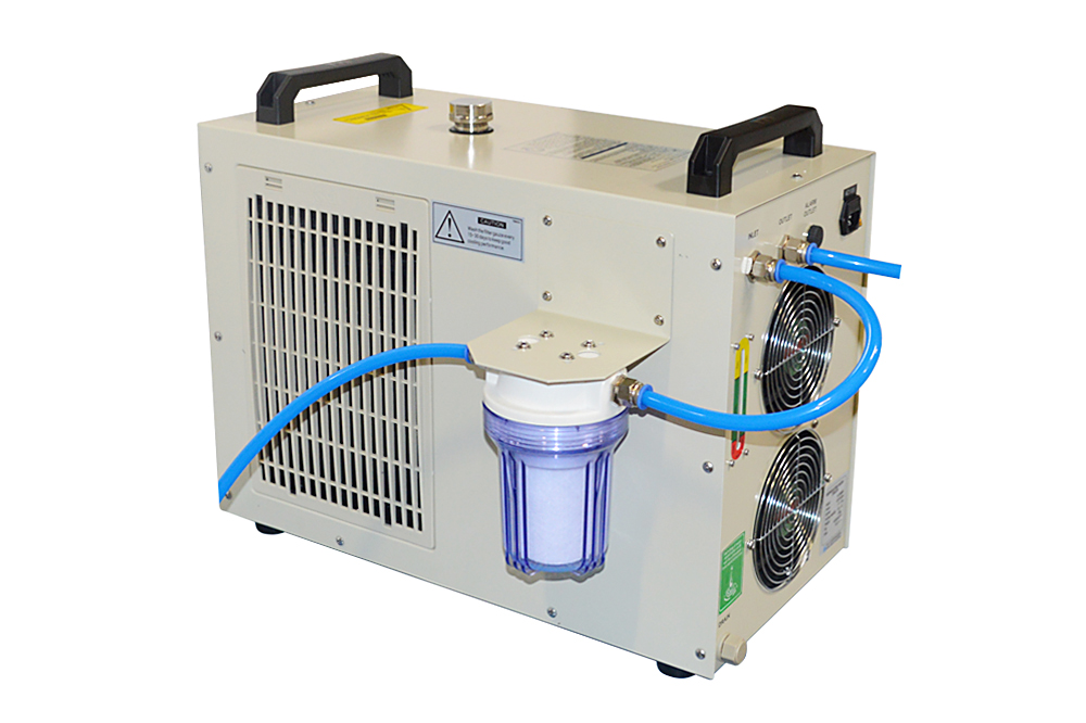 Digital Tempeature Controlled Recirculating Water Chiller