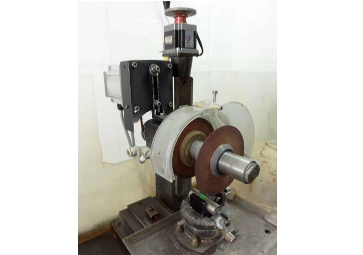 Precision CNC Dicing / Cutting Saw with Accessories & Laptop
