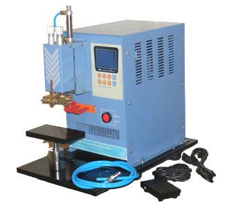 Desk Top Capacitive Discharge Spot Welder Pneumatic Type 208 240vac Msk 320a