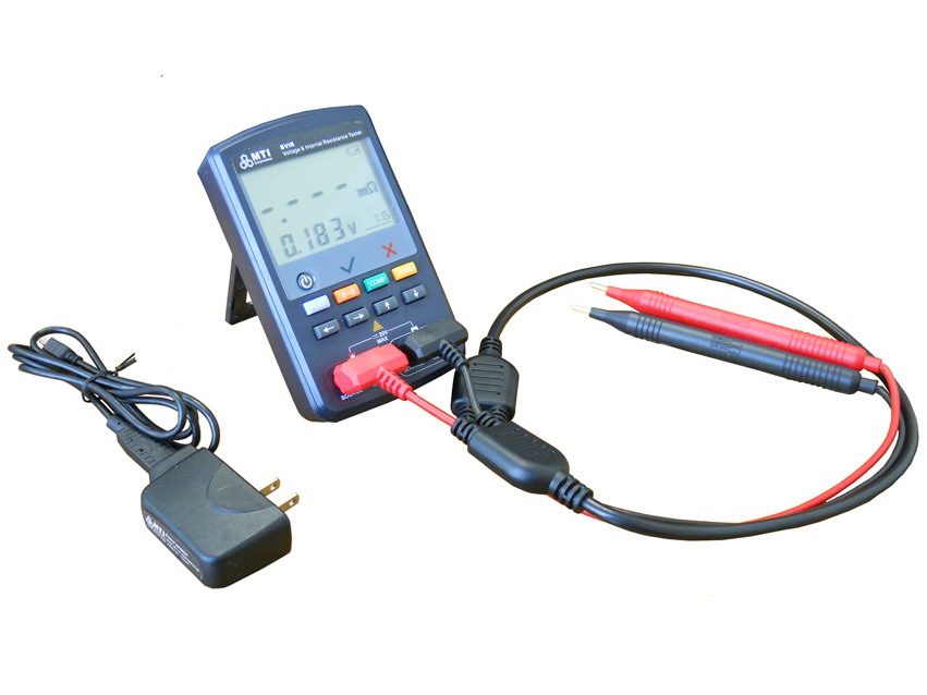 Internal Resistance Tester for All Batteries - EQ-BVIR