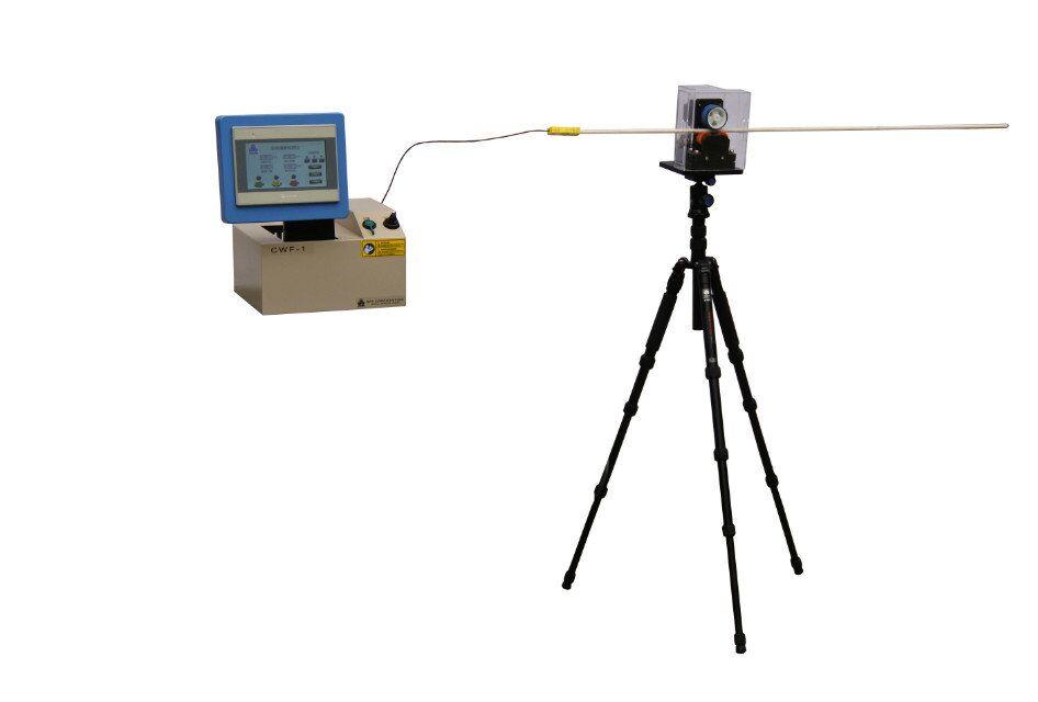 Automatic Temperature Measurement System - CWF-1