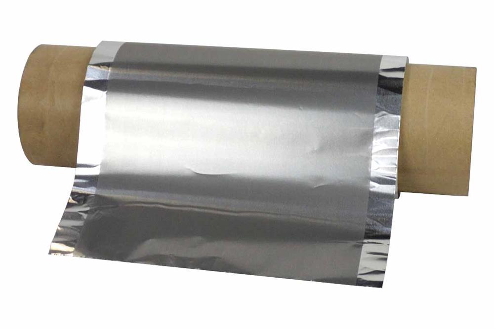 Conductive Carbon Coated Aluminum Foil for Battery Cathode Substrate (260mm  W x 20um Thick, 80m / Roll ) - EQ-CC-Al-18u-260