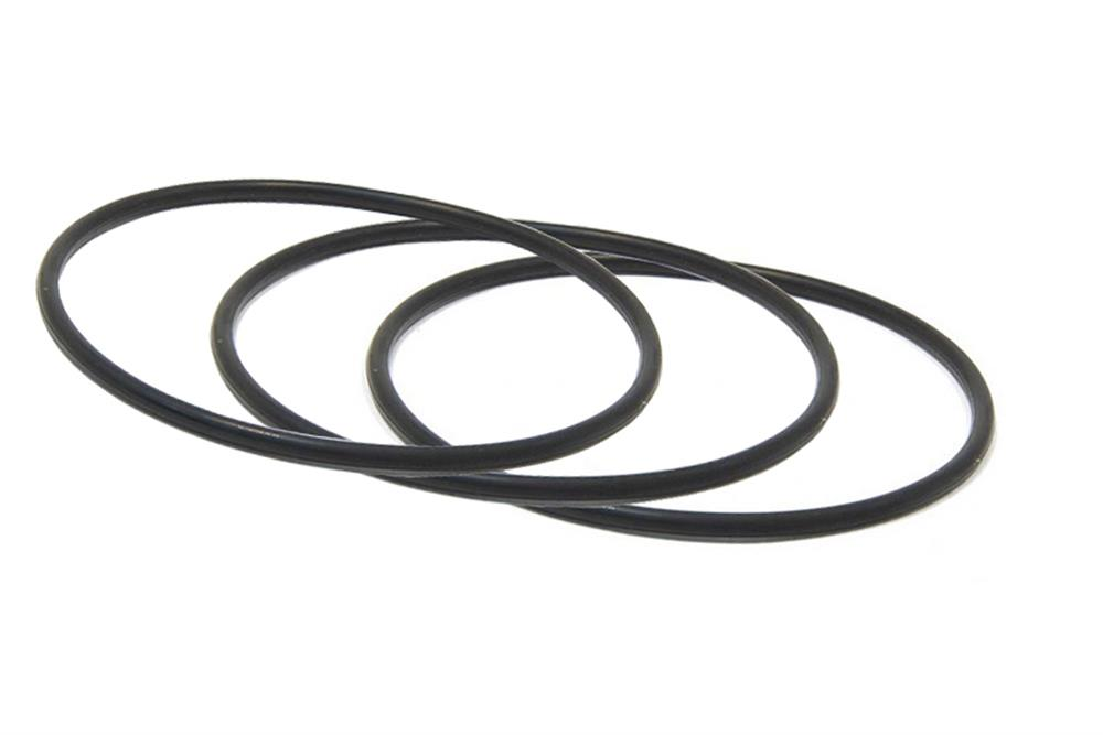 A set of High Temperature Silicone Rubber O-rings (3 pcs) for VBF ...