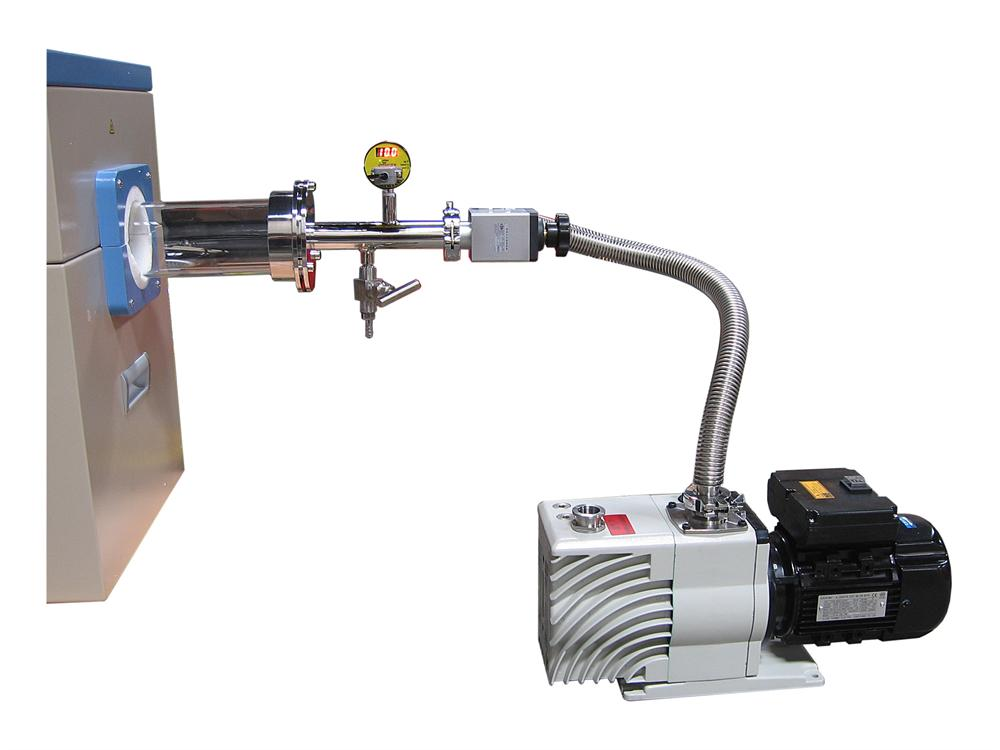Vacuum Pump, Two Steps Rotary Vane High Speed Vacuum