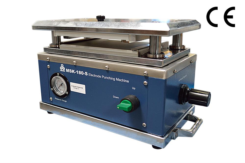 Compact Precision Pneumatic Die Cutter With 15 Mm And 19