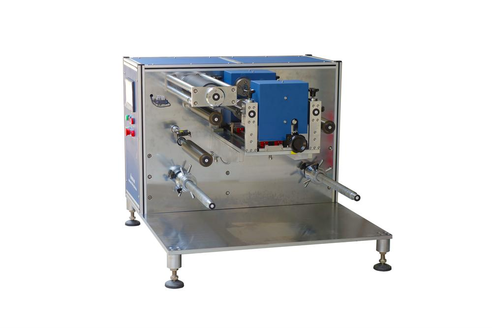 Automatic Roll To Roll Slitting Machine Max 300mm Width