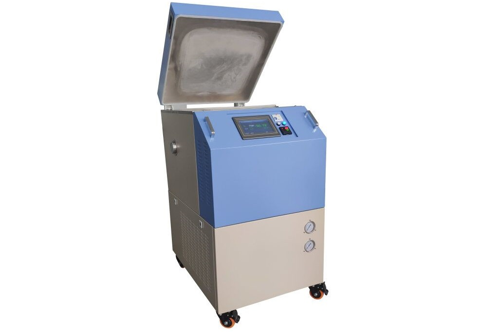 50L Compact Programmable Fast Thermal Test Chamber (-70