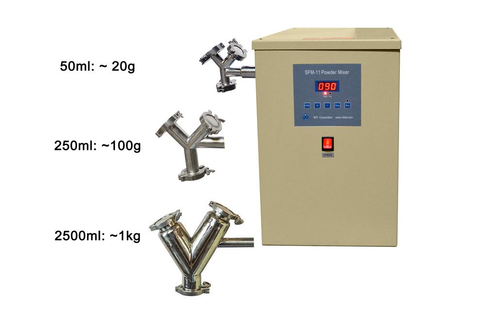 Terrific Bench Top V Shaped Mixer With 2 5L Mixing Tank Msk Sfm 11 Evergreenethics Interior Chair Design Evergreenethicsorg