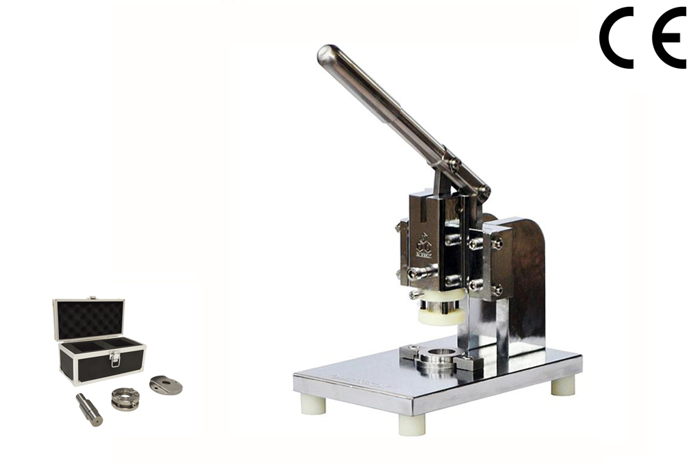 Compact Precision Disc Cutter with Standard 15, 19, 20