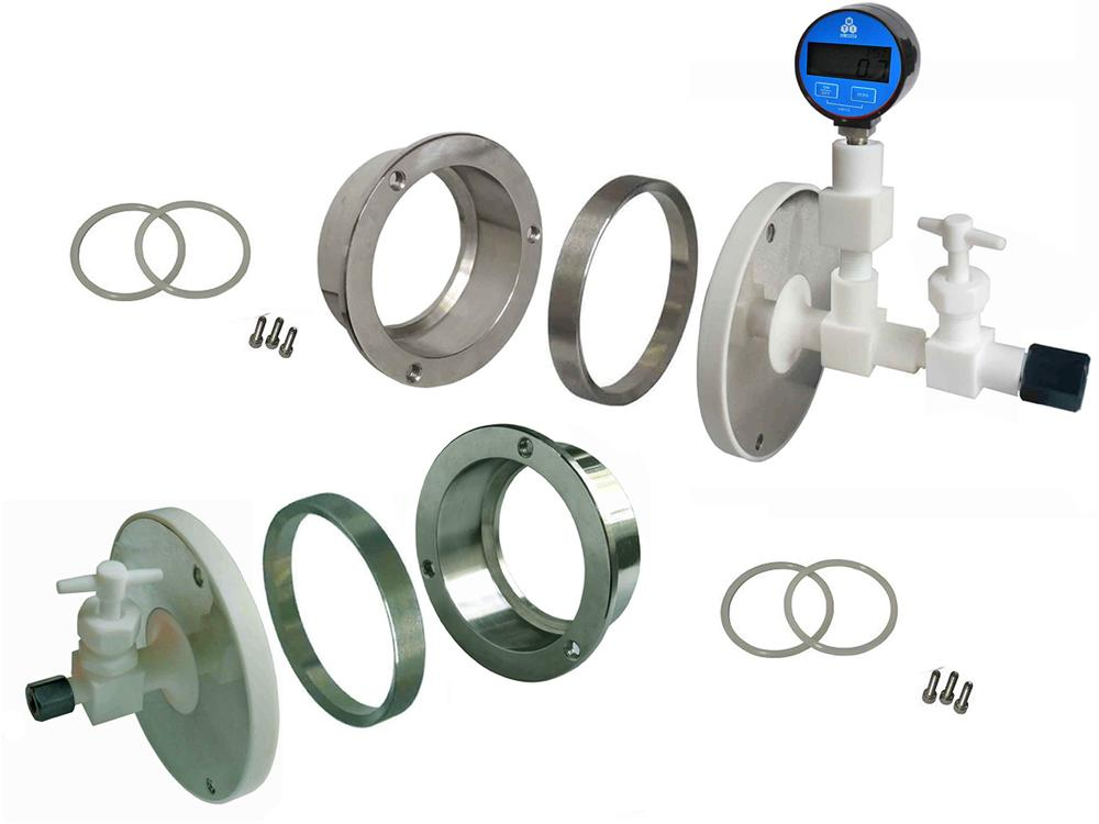 Polyfluortetraethylene (PTFE) Sealing Flange with Digital
