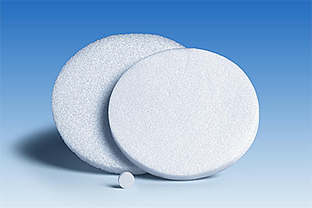 1 Diameter Porous Quartz Frits With Optional Porosity Pc Eq Qf 25