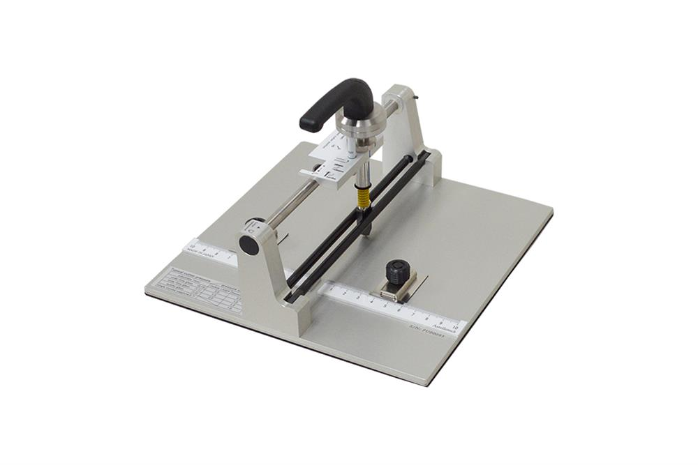 Precision Wafer Cutter with Diamond Scriber for Single Crystal Substrate  and Glass - SYJ-DS100