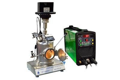 Compact Vacuum Arc Melting System With 7 Cavities Eq Sp