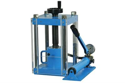 24T Laboratory Press with Built-in Hydraulic Pump
