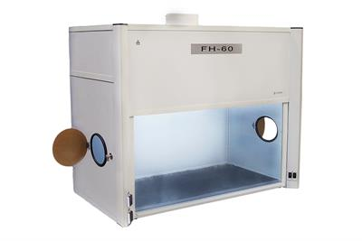 Floor Stand Fume Hood With Explosion Proof Blower Amp Lamp