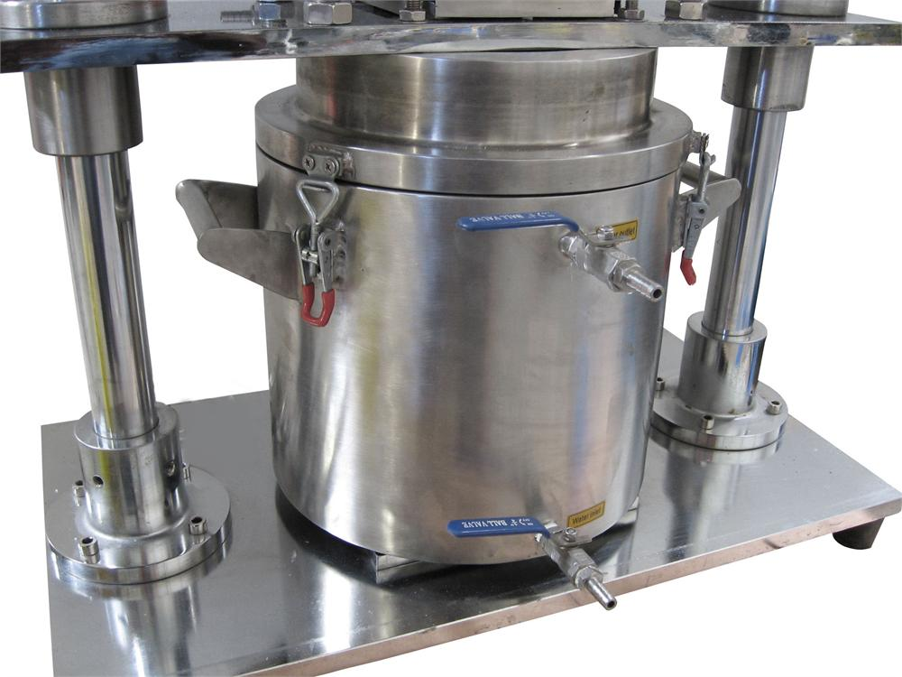 Vacuum Mixer With Helical Blade And 5l Water Cold